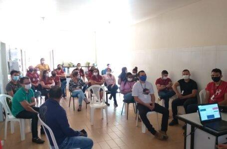 Treinamento presencial em Brejo Grande do Araguaia – PA